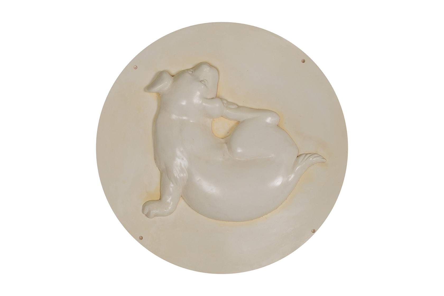 Mold of zodiac sign sculptures –dog-